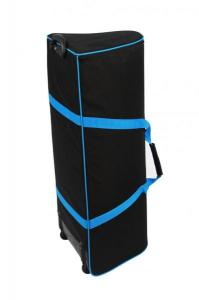 Semi Rigid Wheeled Carrying Case